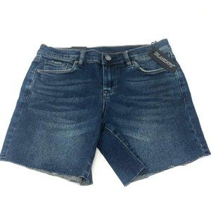Blank NYC Dark Denim Cutoff Jean Shorts Size 26